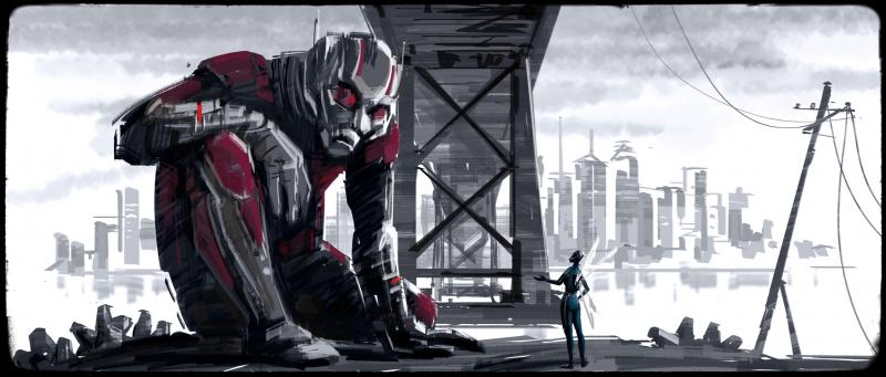 Marvel: Ant Man and the Wasp - keyframes