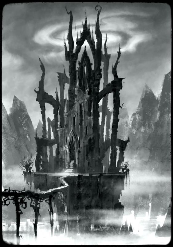 Vis Dev: Haunted Castle